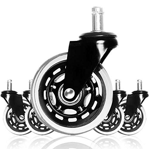 Office Chair Casters Set Of 5