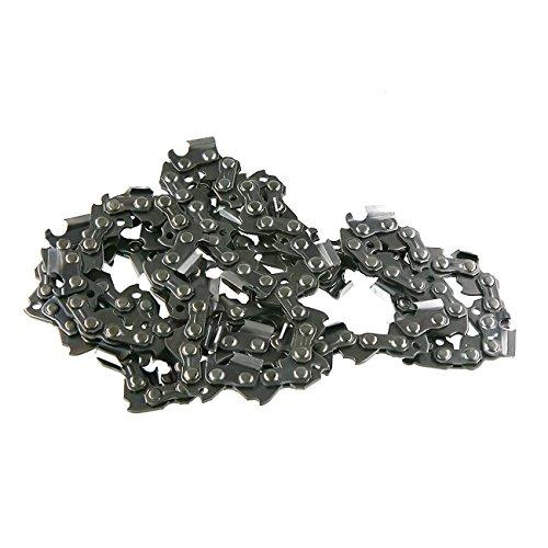 JRL Chaîne de tronçonneuse 50,8 cm pour lame de coupe lisse outils d'extérieur 325LP 76DL