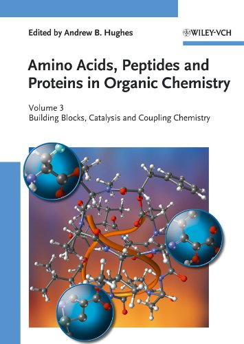 Amino Acids, Peptides and Proteins in Organic Chemistry: Building Blocks, Catalysis and Coupling Chemistry: 03 (Amino Acids, Peptides and Proteins in Organic Chemistry (VCH))