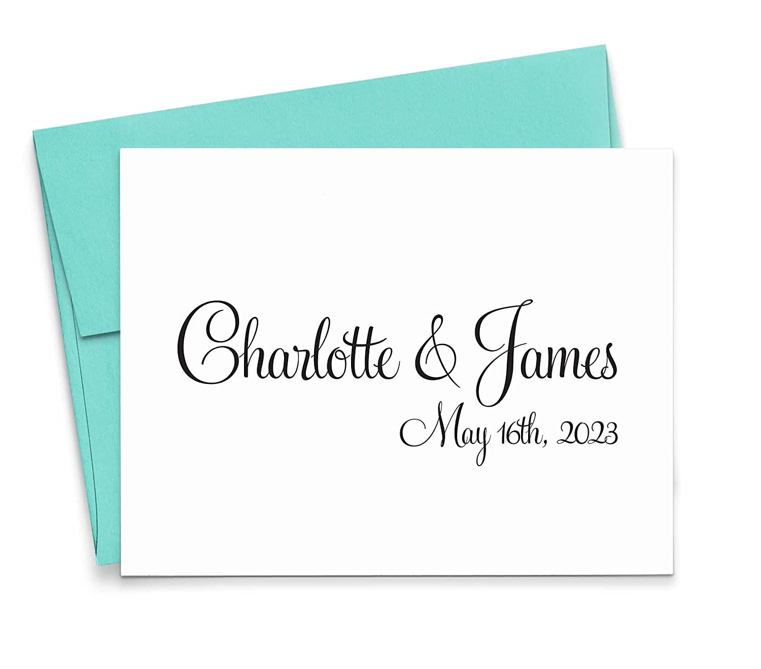 Personalized favorite Wedding Thank You Cards