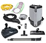 Proteam ProVac FS6 Commercial Backpack Vacuum w/Wessel Werk Head