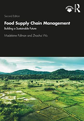 Food Supply Chain Management: Bu...