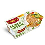 Brillante Quinoa Integral 125G X 2 - [Pack De 8] - Total 2 Kg