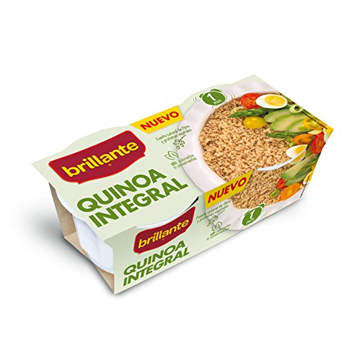 Brillante Quinoa Integral 125G X 2 - [Pack De 8] - Total...