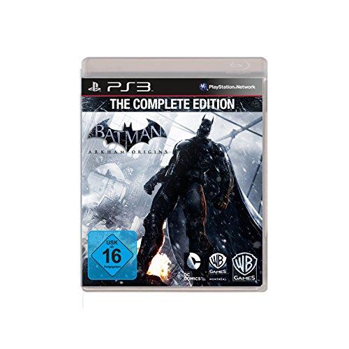 Batman: Arkham Origins - The Complete Edition [Importación Alemana]