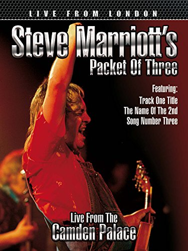 Steve Marriott's Packet Of Three - Live From London [OV]