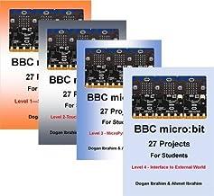 BBC Micro:Bit Levels 1 - 4 Book Bundle