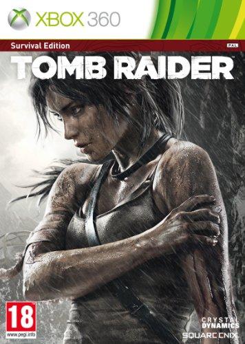 Tomb Raider XB360 AT Survival Edition