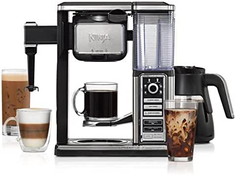 Refurb Ninja Coffee Bar 10-Cup Glass Carafe System