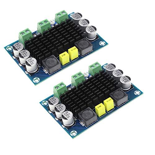HiLetgo 2pcs TPA3116 100W Power Amplifier Board DC 12V 24V TPA3116DA Mono Channel Digital...