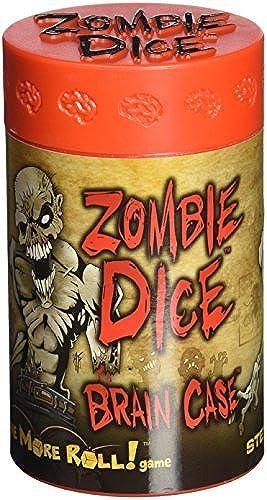 Steve Jackson Games Zombie Dice Brain Case Board Game by Steve Jackson Games