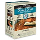 FamoWood 5050110 Glaze Coat Kit - Gallon Clear