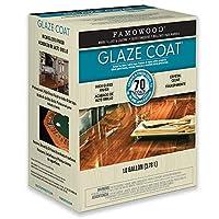 FamoWood 5050110 Glaze Coat Kit - Gallon Clear by FamoWood