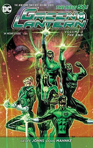 green lantern new 52 1 - 3