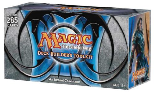 Magic the Gathering - MTG: Deck Builders Toolkit