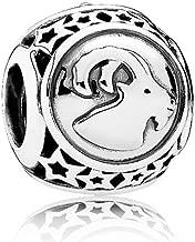 Pandora Capricorn Star Sign Silver Charm 791945