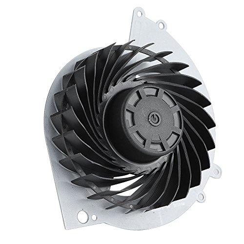 Kafuty Reemplazo Interno del Ventilador de enfriamiento DC12V para Sony PS4 1200 Buena disipación de Calor para Consola de Juegos, Resistente al Desgaste y anticorrosión