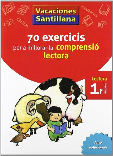 Vacaciónes Santillana 70 Ecercicis Comprensio Lectora 1