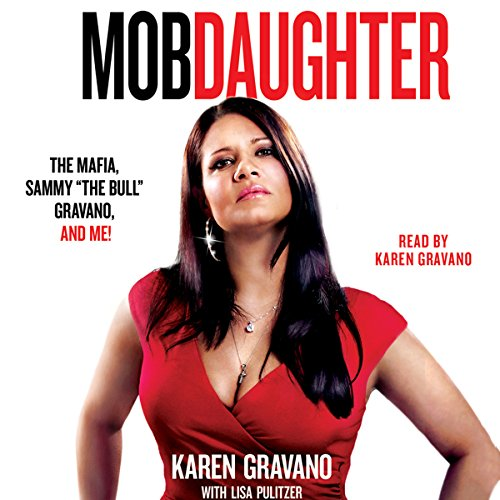 Mob Daughter audiobook cover art