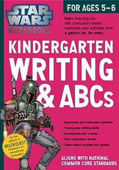 Star Wars Workbook  Kindergarten Writing and ABCs  Star Wars Workbooks
