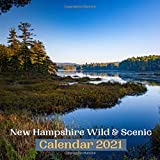 New Hampshire Wild & Scenic Calendar 2021