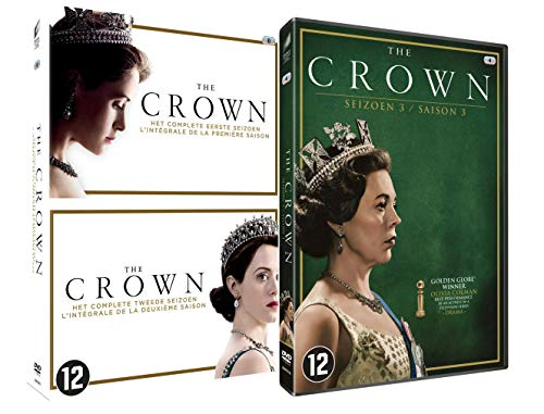 The Crown Saisons 1,2 et 3