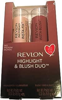 Revlon Photoready Highlight & Blush Duo - medium #003