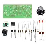 ZGQA-AOC Alarma módulo de Sensor 5pcsGas Kit de Bricolaje MQ5 Kit de detección de Gas Kit de Circuito de Bricolaje