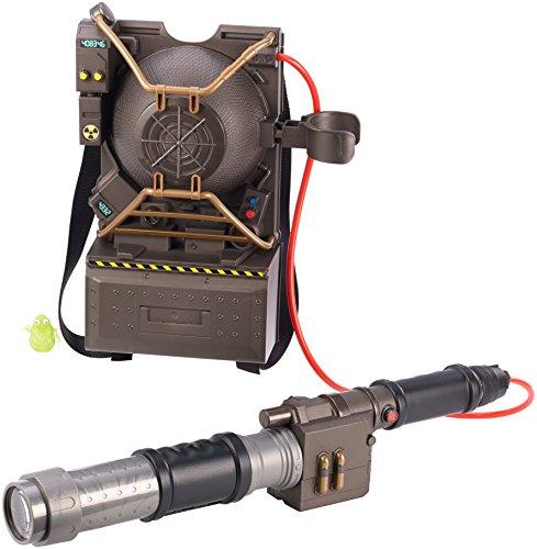 Mattel drw72Ghostbusters Proton Mochila de proyector, Figuras de acción