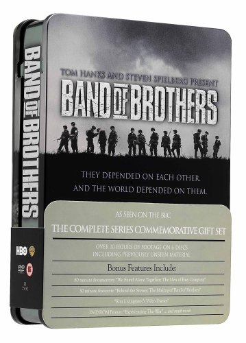 Band Of Brothers: Complete HBO Series (Limited Edition Commemorative 6-Disc Gift Set In Tin Box) [DVD]