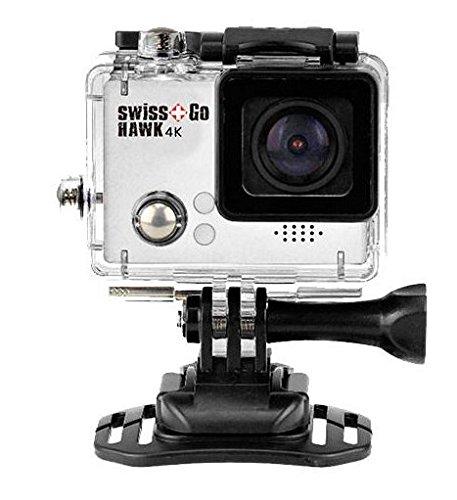 Swiss Go Hawk 16MP Wi-Fi Full HD 4K Blanc