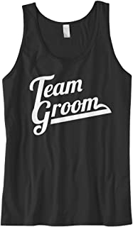 Cybertela Men's Team Groom Tank Top