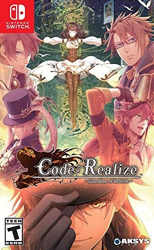 Code: Realize Guardian of Rebirth - Nintendo Switch Standard Edition