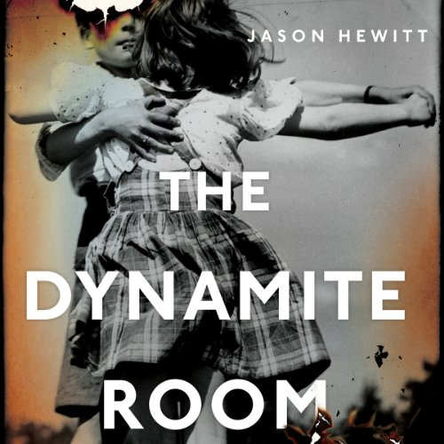The Dynamite Room audiobook cover art