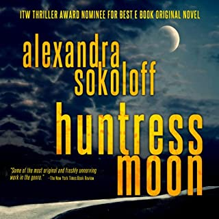 Huntress Moon cover art
