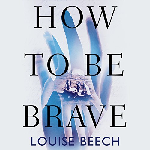 How to Be Brave audiobook cover art