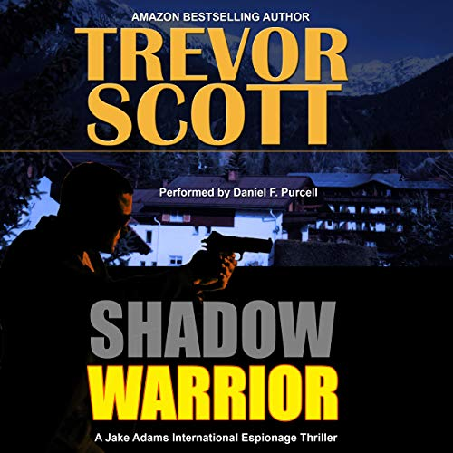 Couverture de Shadow Warrior