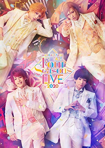 【Amazon.co.jp限定】MANKAI STAGE『A3!』MANKAI Selection Vol.1(メガジャケ付)