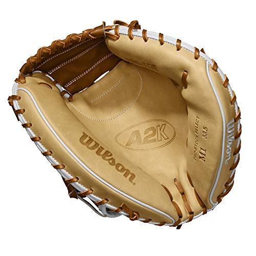 Wilson A2K M1 33.5' Baseball Catcher's Mitt - Right Hand Throw