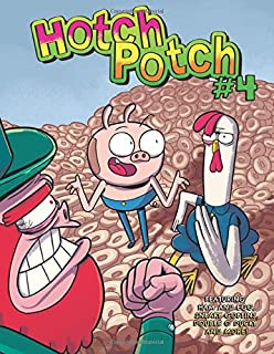 Hotchpotch 4: An Action Packed Children's Comic Book Anthology