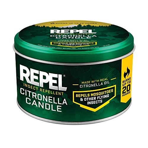 Repel HG-64090 64090 10-Ounce Citronella Insect Outdoor Candle, 1