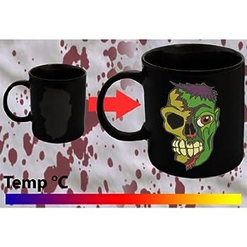 getDigital Zombie Heat Changing Mug