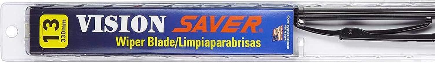 Vision Saver - Rear Windshield Wiper Blade Bundle - 2 Items: Rear Blade & Reminder Sticker fits 1993-2002 Toyota 4Runner