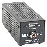 Mfj-264 Dry Dummy Load, 1.5kw, 0-600 Mhz , SO-239 Input