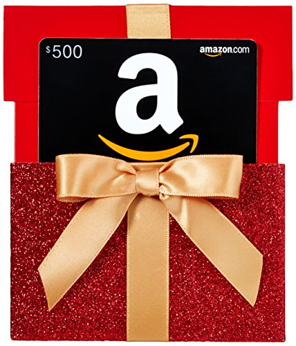Amazon.com $500 Gift Card in a G...