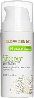 Goldfaden MD Pure Start Gentle Detoxifying Natural Facial Cleanser ,1 fl oz