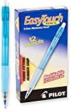 PILOT EasyTouch Mechanical Pencil, Blue Barrel, 2 HB 0.5mm Lead, 12 Count...