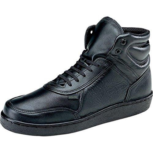 Thorogood Women Code 3 Postal Black Leather Lace Up Mid Cut Boot/Shoe- 8.5 M