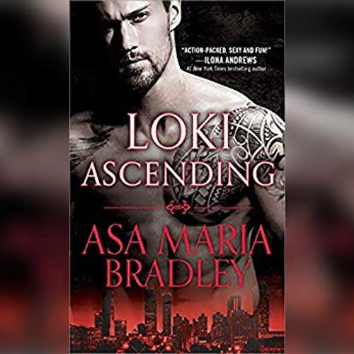 Loki Ascending Titelbild