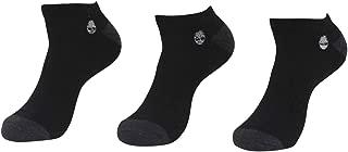 Timberland Men's 3-Pairs Cushioned No Show Socks